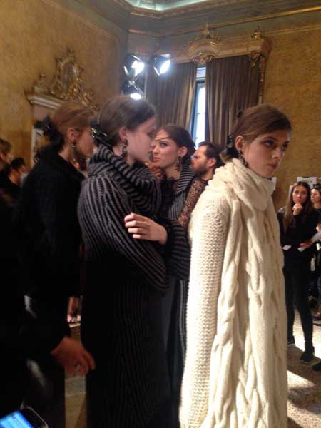 Fashion Week Milano 2016 -